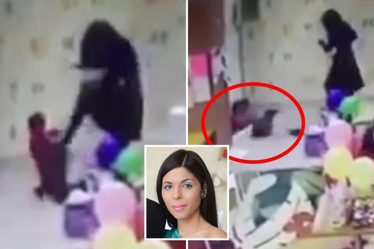 Vídeo: Famosa bloguera en educación infantil golpea salvajemente a su propio hijo