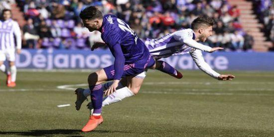 El Valladolid vuelve a ganar en Zorrilla