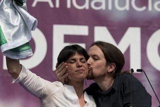 Los hijos del fiscal jefe del TSJA asesinado por ETA denuncian a Pablo Iglesias y Teresa Rodríguez