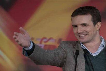 Pablo Casado tiene la reforma legal que ahogaría financieramente a Puigdemont