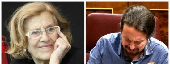 Carmena vuelve a humillar a Iglesias tras expulsar de su tropa electoral al ex Jemad Julio Rodríguez