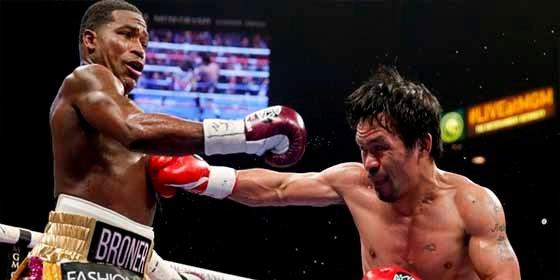La millonaria cifra que se llevó Manny Pacquiao por dar una clase de boxeo a Adrien Broner