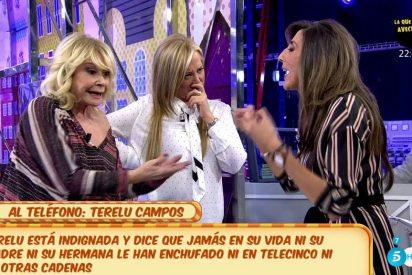 Los pasillos de Telecinco arden por un rumor: despido fulminante de Paz Padilla