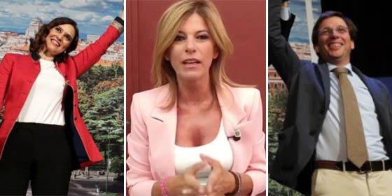 Algo está haciendo muy bien Pablo Casado: Esther Palomera se lanza, reventada, a por los candidatos del PP en Madrid