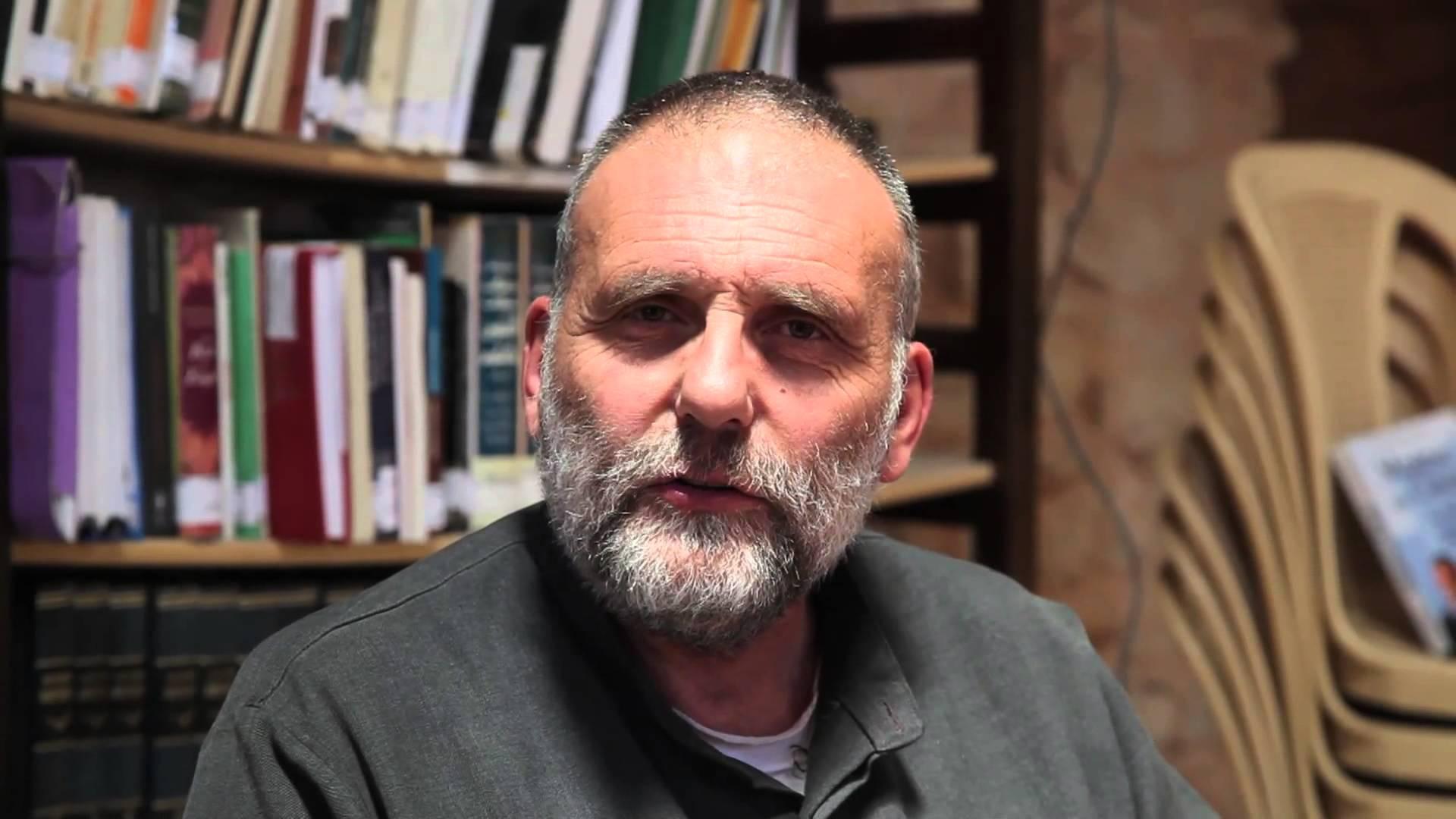 El Papa recibe a la familia de Paolo Dall'Oglio, el jesuita secuestrado en Siria en 2013