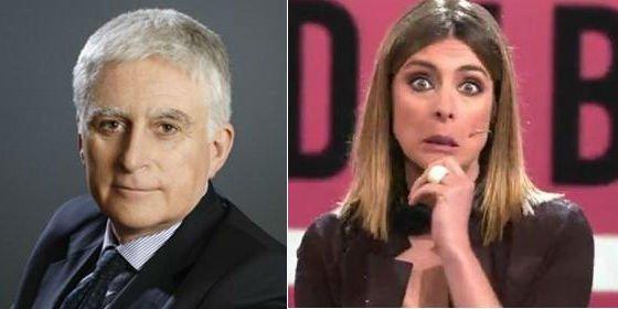 Traición sin precedentes de Paolo Vasile a Sandra Barneda: ¿Está en peligro la presentadora?