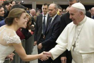 """El Papa lamenta el """"duro invierno demográfico que estamos viviendo en Europa"""""""