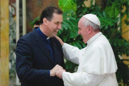 """Francisco define a Don Bosco como """"portador sano"""" de la alegría del Evangelio"""