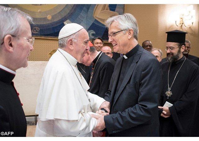 El Papa presidirá una oración por la unidad de los cristianos el 18 de enero