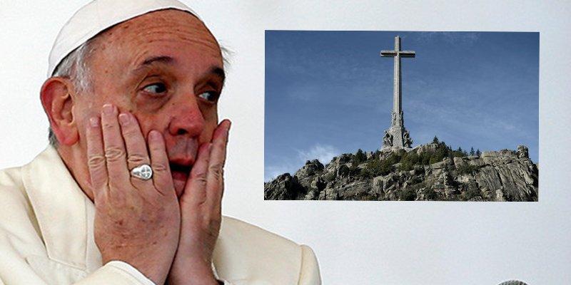 El Vaticano deja claro a Sánchez que no le ayudará a exhumar la momia de Franco
