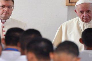 """Diego Fares, sj: """"Quizás haya que ser un detenido para valorar quién es el Papa y lo que hace"""""""
