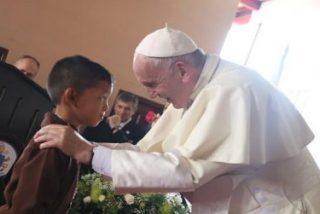 El Papa pide una solución