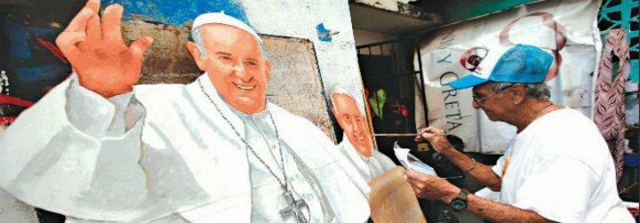 ¿A qué Centroamérica llega el Papa Francisco?