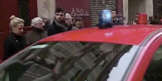 Varios muertos y más de 40 heridos por la explosión en una panadería en París