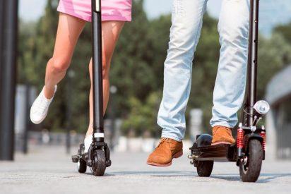Provocar un accidente grave con un patinete eléctrico puede acarrear pena de carcel