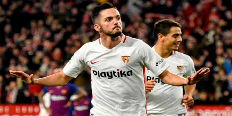El Sevilla deja patas arriba al Barça en la Copa del Rey