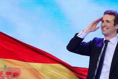 """Pablo Casado: """"Este es el PP verdadero"""""""