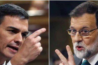 Fiel a la 'tradición' socialista, Sánchez ya ha despilfarrado la herencia de Rajoy