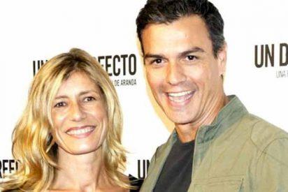 El vídeo secreto que deja a Sánchez y esposa como unos sinvergüenzas de altos vuelos