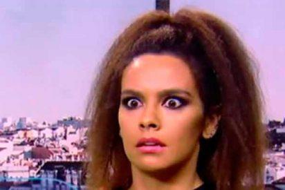 "Cristina Pedroche: ""¿Se me han visto las bragas?"""