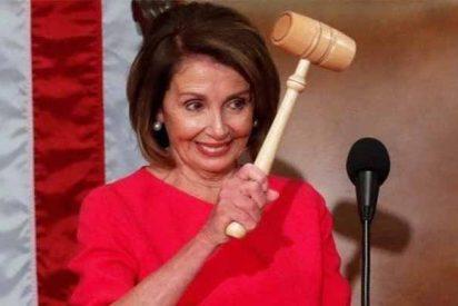 La 'resurreción' de Nancy Pelosi, la mujer más poderosa de EEUU