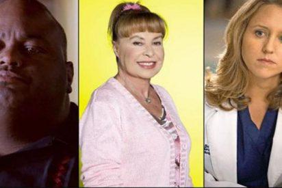 Algunos personajes que desaparecieron de sus series sin dejar rastro ni ninguna explicación