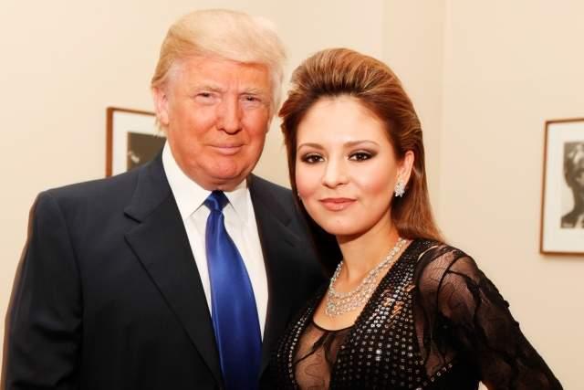 ¿Qué trama Donald Trump con la bella pianista que interpreta el himno para en la Casa Blanca?
