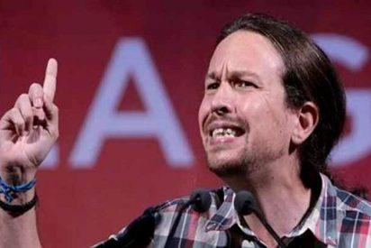 Piden ayuda para difundir el violento vídeo de Pablo Iglesias que hunde a Podemos