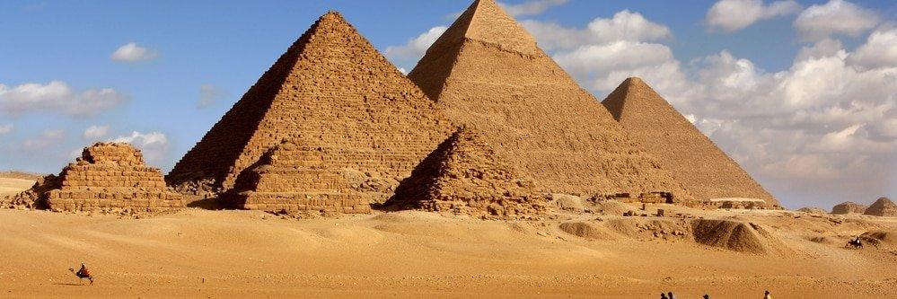 Descubren que la Gran Pirámide de Guiza es un enorme «condensador» de energía electromagnética