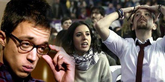 Estos son los 8 errores fatales de Pablo Iglesias que han tocado de muerte a Podemos