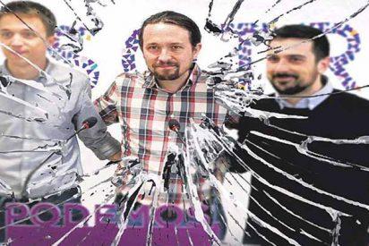 La envenenada pregunta que deja en supremo ridículo al cursi de Pablo Iglesias en plena sangría de Podemos