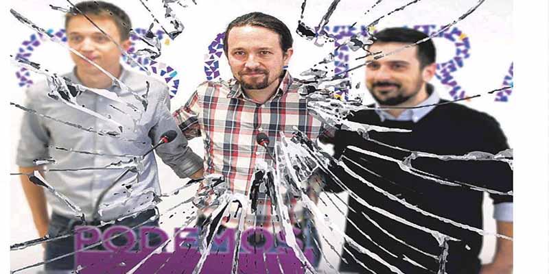 Las cagadas de Pablo Iglesias, las mangancias de sus compinches y el hundimiento de Podemos