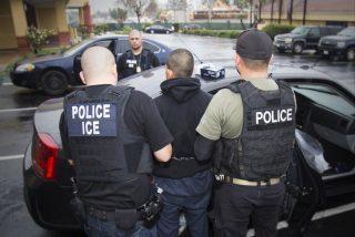 Empieza la 'cacería' de inmigrantes ilegales en EEUU: Las ciudades donde ICE tiende sus redadas