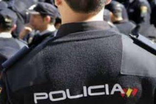 Policía Nacional impide 'a lo Hollywood' el atraco de un angoleño armado con un cuchillo en el centro de Madrid