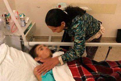 """Un joven hondureño muere tras semanas de agonía al ser arrollado de """"La Bestia"""""""