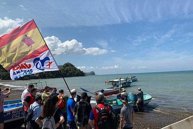17 diócesis españolas en la JMJ Panamá