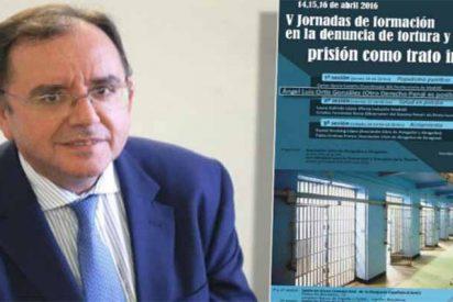 El socialista colocado por Marlaska como n° 1 de Prisiones denunciaba las 'torturas' en las cárceles españolas