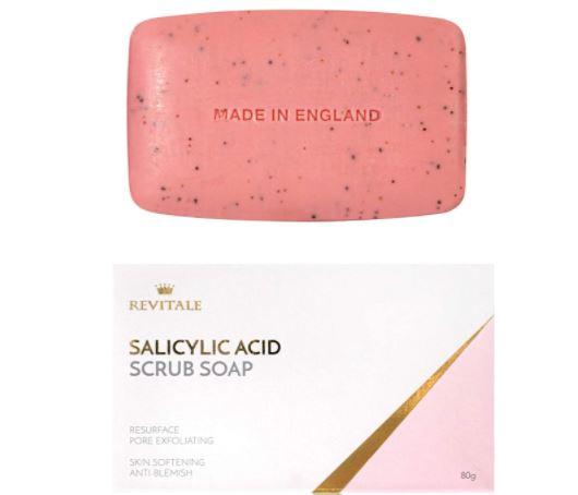 con ácido salicílico