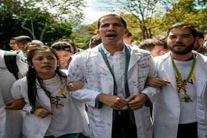 El presidente Juan Guaidó confirmó más de 5.000 protestas en Venezuela contra el régimen chavista el 30E