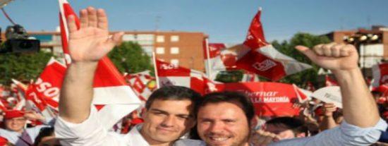 El PP solicita la dimisión de Óscar Puente por perder un millón y medio de euros