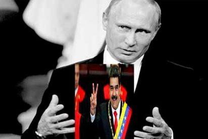 Rusia reitera su apoyo al dictador Maduro y acusa a Estados Unidos de atentar contra la soberanía de Venezuela