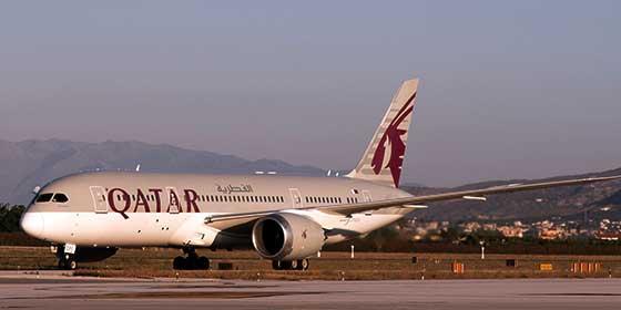 Vuelos baratos a Qatar