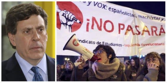 El padre de Diana Quer hiela con una brutal pregunta a las feministas que se movilizan contra Vox