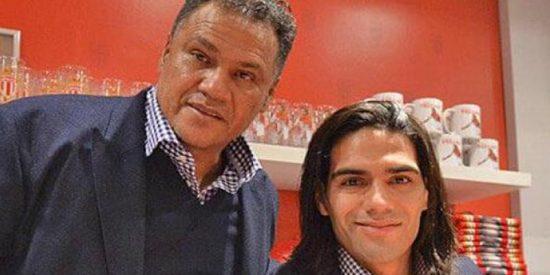 Fallece el ex futbolista Radamel García King, padre de Falcao
