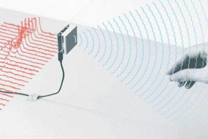 Se acabaron las pantallas táctiles gracias al monitorizado del movimiento de tus dedos por radar