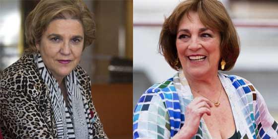 """Pilar Rahola insulta a Carmen Maura por las palabras de la actriz hablando claro: """"¡Espécimen progre!"""""""