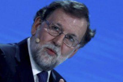 De lo que todo el mundo habla hoy es del nuevo aspecto físico de Rajoy