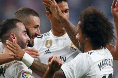 Así será el '11' del Real Madrid para recibir al Sevilla