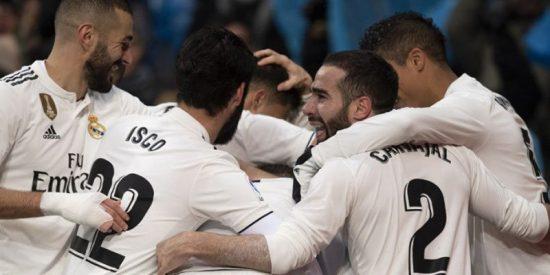 Así será el '11' del Real Madrid ante el Espanyol