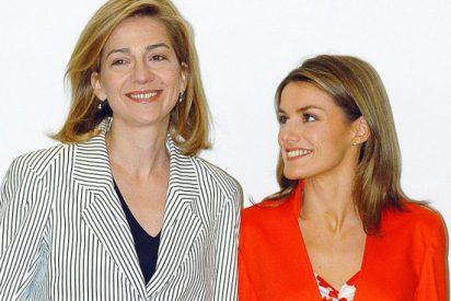 Letizia remata a la Infanta Cristina aireando el nombre de su amante: un conocido actor